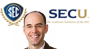 Professor Ron Castellano receives SEC Faculty Travel grant