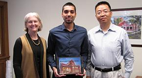 2017 Keaffaber Scholar Award