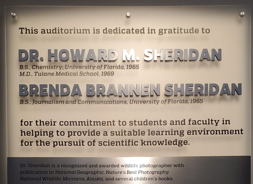 Sheridan Auditorium