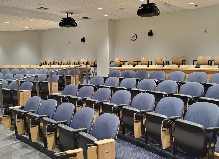 Sheridan Auditorium Seating